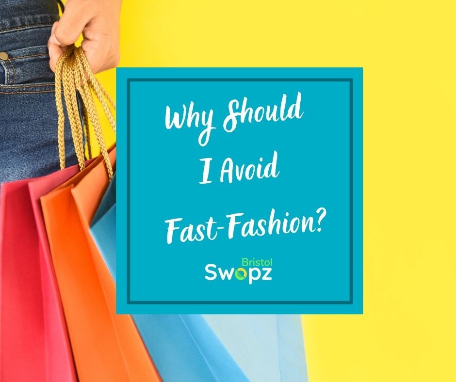 Why should I Avoid Fast-fashion?